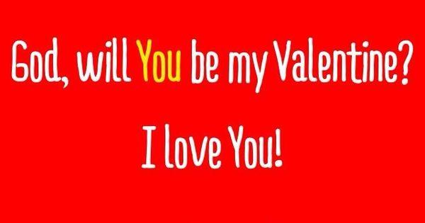 Got Will You Be My Valentine He Said Yes I HEART U
