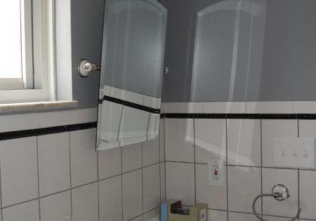 Black And White Tile Bathroom Ideas Bathrooms Valspar