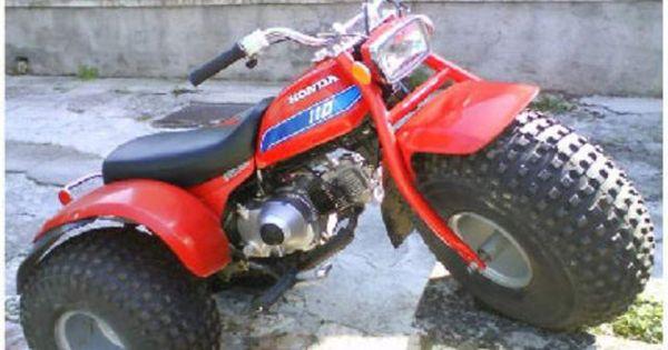 1980s Suzuki Quad 4 Wheeler