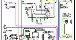 65 chevy truck wiring diagram  Google Search | auto | Pinterest