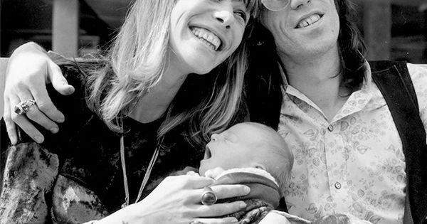 Keith Richards Daughter Dandelion