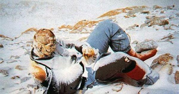 Schmatz Remains Everest Hannelore