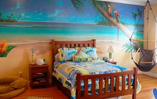 Surf Style Girl Bedroom Google Search Surfer Girl