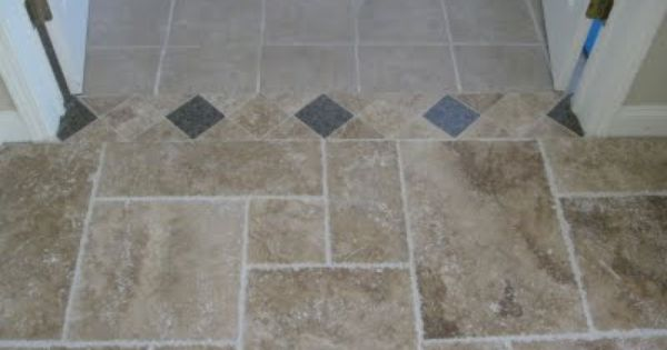 Tile Transitionborder Need To Remember When Laying