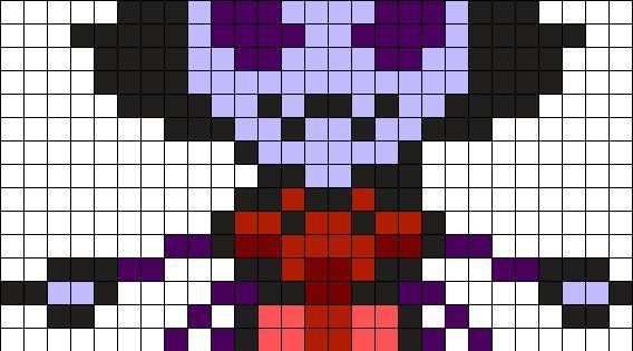 Pixel Art Maker Mettaton