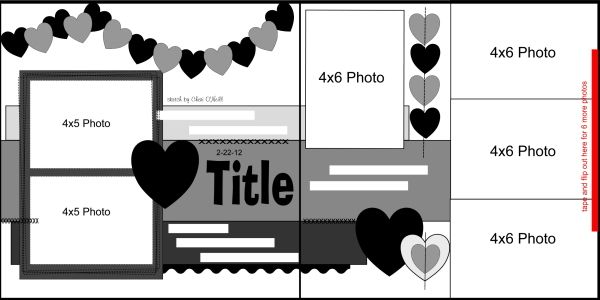 2 21 12 Scrapbooking Ideas Pinterest Scrapbook