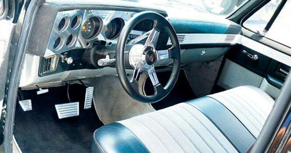 1982 2 Wheel Drive Stepside Chevy
