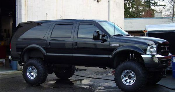 Murdered Out Ford Expedition
