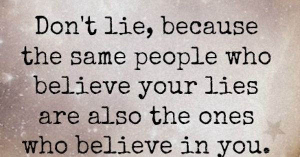 Liars Quotes People And Fake About
