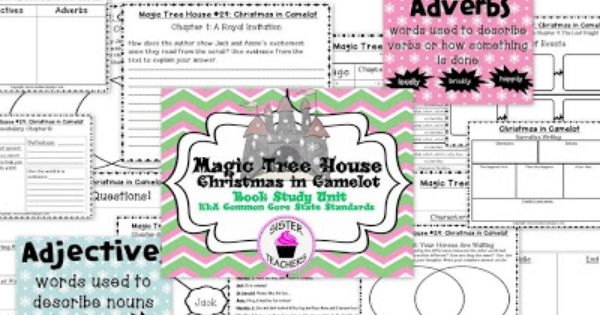 Magic Tree House Ghost Tale Christmas Time