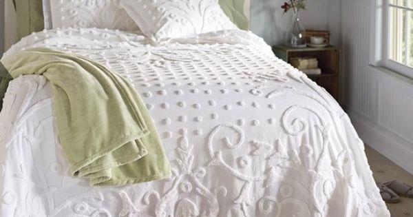 California King Chenille Bedspread