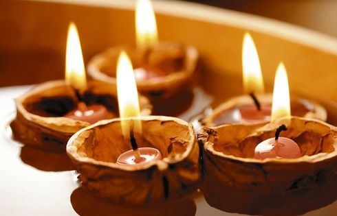 Traditions Candle Czechoslovakia Holiday Boats