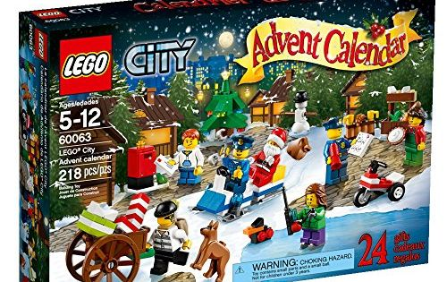 Advent Calendar Toy Boys