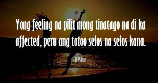 About Tagalog Love Hugot And Relationships Quotes