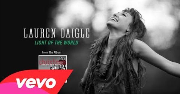 Lauren Daigle Light World