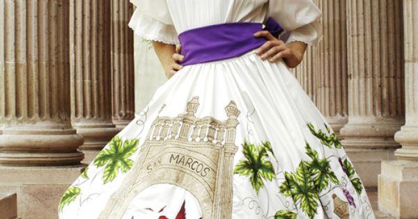 Traje Tipico Del Estado Aguascalientes Mexico Ferias Festivales Y Tradiciones Pinterest
