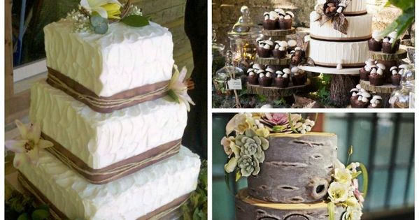 7 Easy Rustic Wedding Reception Ideas