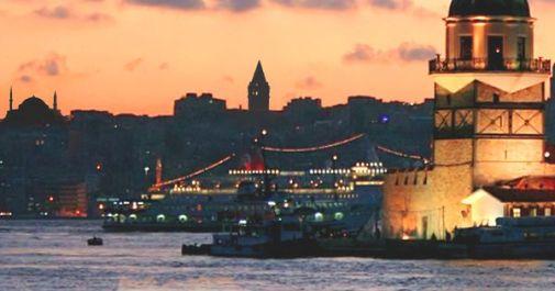 lo stivale d'oro di istanbul