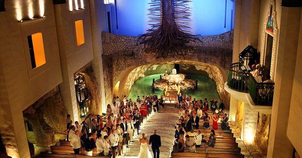 Xcaret Wedding Ceremony
