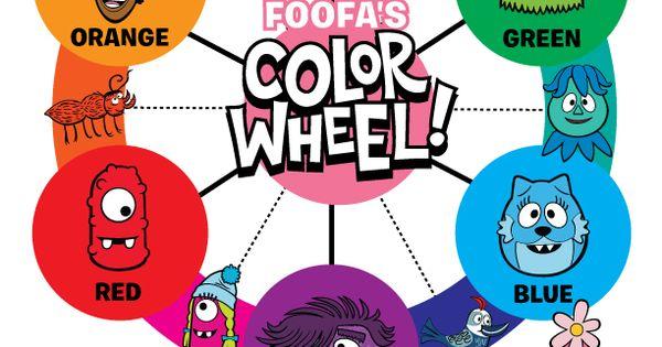 Yo Mixing Gabba Colors Gabba