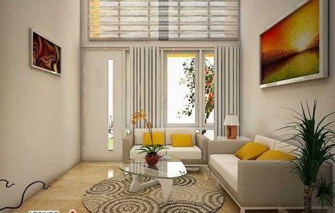 Gambar Desain Ruang Tamu Mungil My Future Home