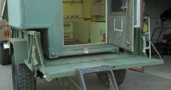 S 250 Military Shelter Turning Camper Page 2