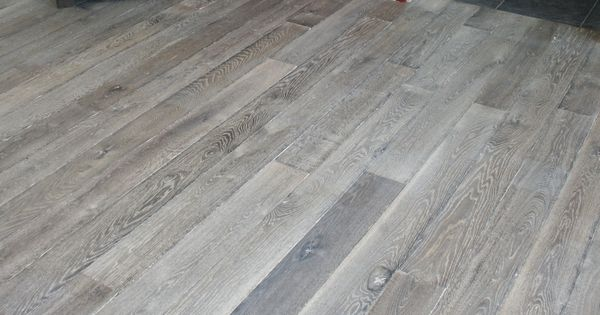 Gray Wood Floor Old Grey Reclaimed Engineered Floor
