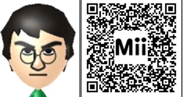 Tomodachi Life Splatoon Codes Qr