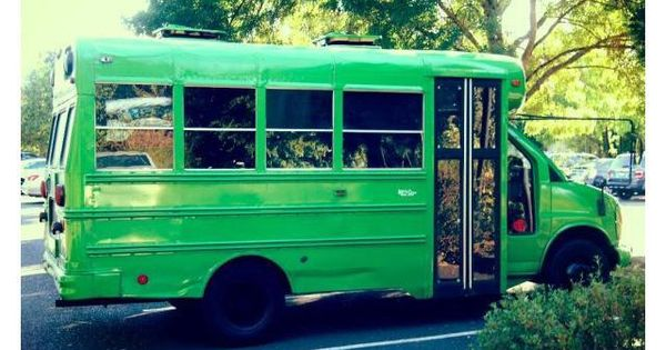 Square Footage? - School Bus Conversion Resources