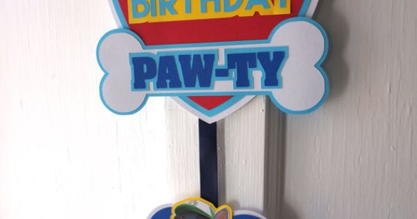 Dog Birthday Decorations