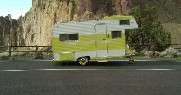 1969 Shasta Travel Trailer