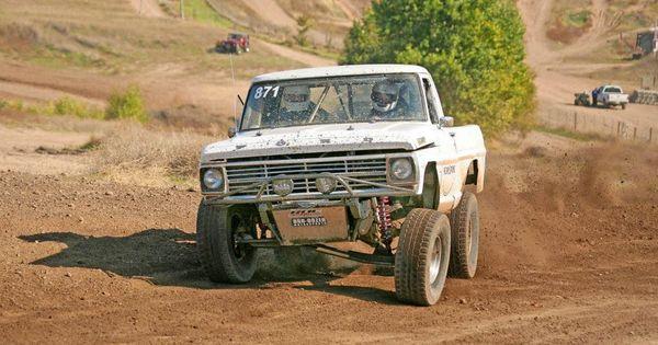 Ford 79 Built Road Bronco