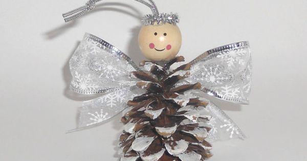 Pinterest Pine Cone Christmas Tree