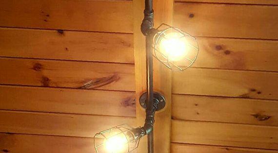 Rustic Farmhouse Light Fixtures