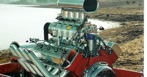 M And B Ford Flathead Supercharger