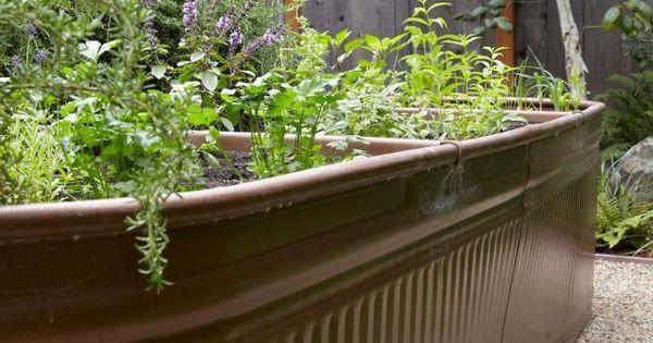 Raised Garden Irrigation System