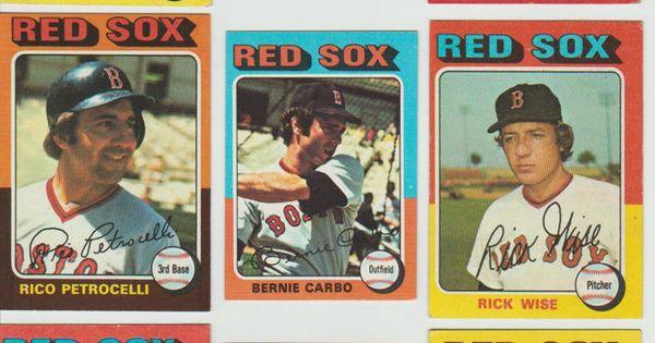 1970 Cardinals Topps Cards Baseball