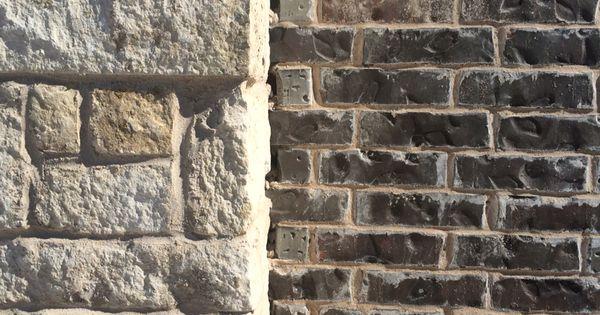 1 25 15 Brick Laying Has Begun Boral Burlington Antique