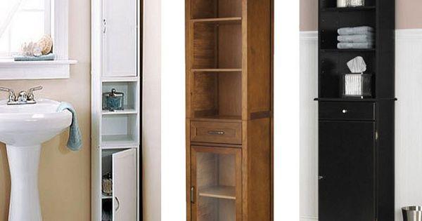 Wardrobe Tall Armoire Narrow
