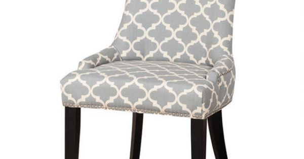 Gemma Dining Chair Lattice Grey Greyscale Pinterest