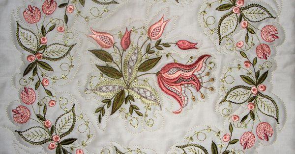Elsa Williams Crewel Embroidery Pillow Kits