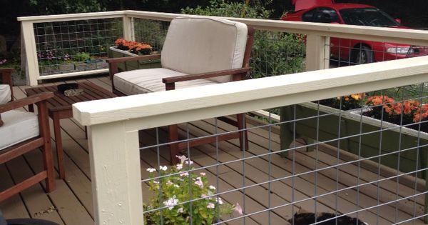 Metal Front Porch Railing