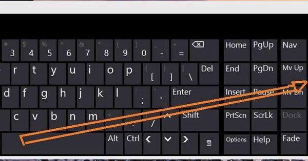 Keyboard Strokes Symbols