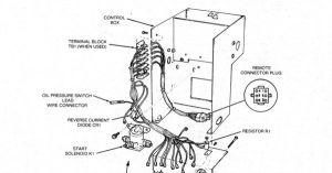 onan generator wiring diagram for model 65NH3CR16004P