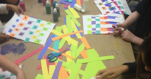 Projects Art Winter Fun Preschool