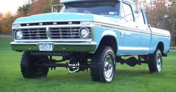 Cab Highboy 79 Crew Ford