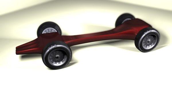 Pinewood Batman Printable Templates Derby Car