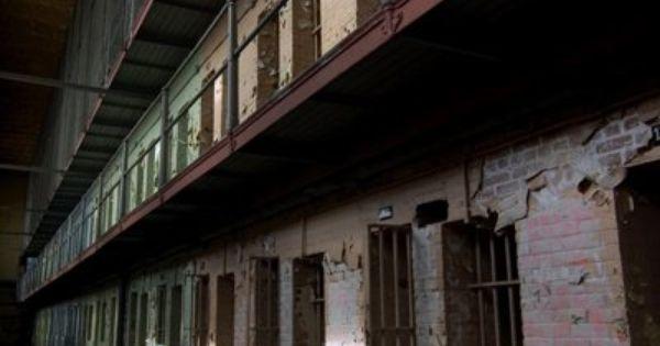 Ma Springfield York Jail Street