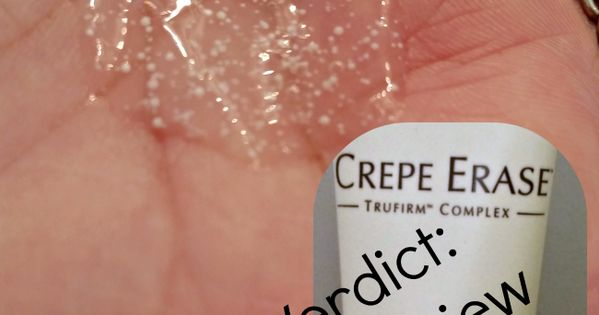 Crepe Erase Review IC CrepeErase Ad Life With Lisa