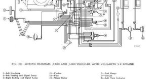 Wiring Diagram | 1963 Jeep J300 Gladiator Truck Build